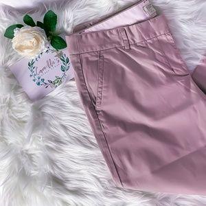 | J. Crew |Women's Pink Chino Pants